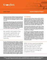 KCM Insurance Case Study